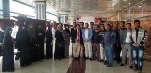 يمن تايمز تحتفل باليوم العالمي للإذاعة